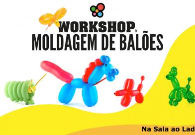 Workshop Moldagem Balões